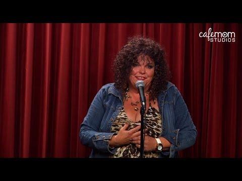 Funniest Mom in the PTA! - Vicki Barbolak - CafeMom Comedy Club - Episode 4