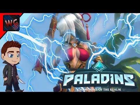Paladins Lian Gameplay| Lian Speed Build [47] Paladins: Champions of the Realm