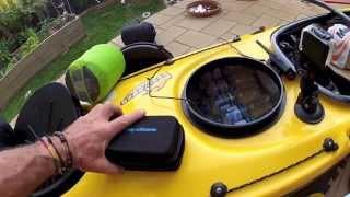 Kayaking Gear - Gear Guru Steve Jones on packing his kayak.