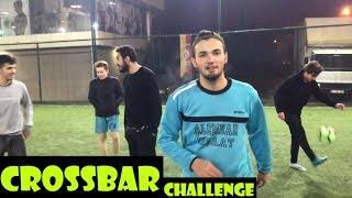 CROSSBAR CHALLENGE VS MESSİ
