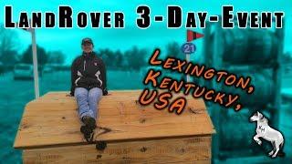 [USA] LandRover Kentucky 3-Day-Event | Vielseitigkeitsturnier
