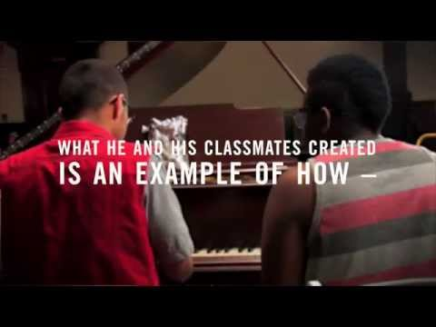 """""""A Hand Up' United Way of Greater Waterbury 2015-16 Campaign Music Video"""