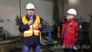 видео Трубопроводная арматура в Барнауле