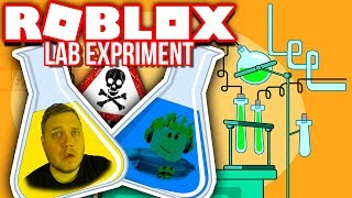 THEY CARRY OUT EXPERIMENTS ON US! 😲:: Lab Experiment-Dansk Roblox