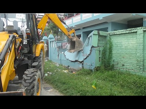 Road Expansion and Violation of Private Property Rights in Biratnagar