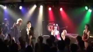 2012/8/25 池袋手刀 ゲスト舞踏:森ようこ、高橋優太(演劇実験室万有引...
