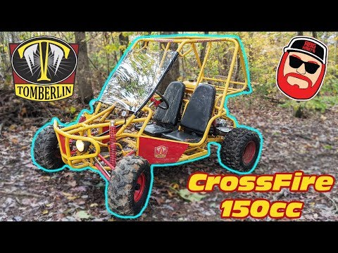 Tomberlin Crossfire 150cc Revive