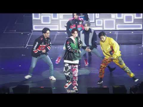 [FANCAM] 2017 GOT7 JAPAN TOUR 'TURN UP' - TURN UP (Mark focus)