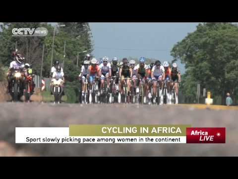 Cycling In Africa: Sport Slowly Picking Pace Among Women