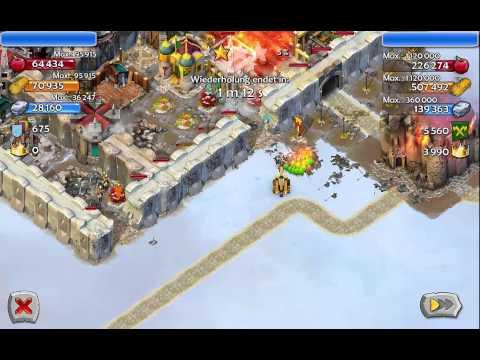 AoE CS - Raiders of Moscow on defense