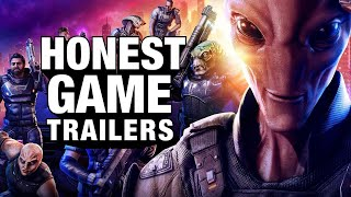 Honest Game  Trailers | XCOM: Chimera Squad