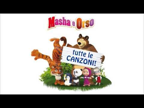 Masha e Orso - tutte le canzoni