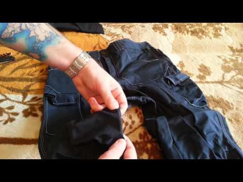 Тактические брюки моего производства