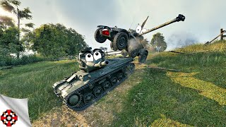 World of Tanks - Funny Moments | WINS vs FAILS! (WoT fails, July 2019)