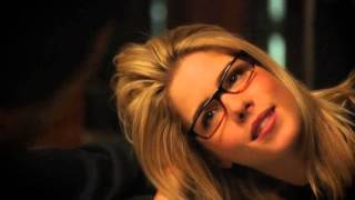 Oliver & Felicity Ying/Yang Kiss Scene {WITHOUT BG MUSIC}