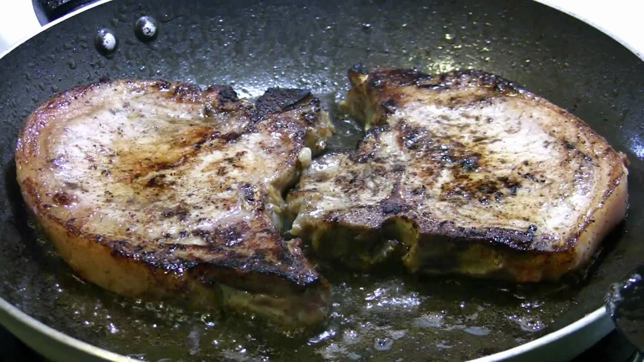 How To Make Jamaican Pork Chops