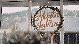 Marta + Łukasz