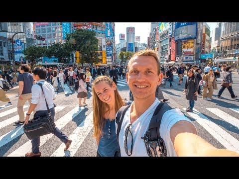 Tokio - Die größte Metropole der Welt - Shibuya | VLOG #354.mp4