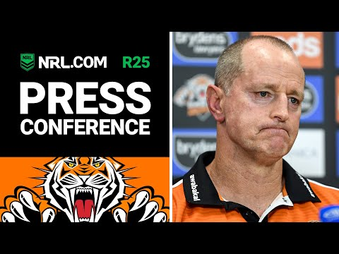 Wests Tigers Press Conference | Round 25, 2021 | Telstra Pre