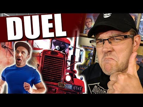 "DUEL (1971) It's Steven Spielberg's ""Jaws,"" but with a Truck - Rental Reviews"