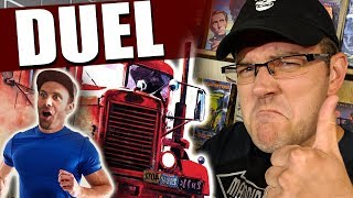 """DUEL (1971) It's Steven Spielberg's """"Jaws,"""" but with a Truck - Rental Reviews"""
