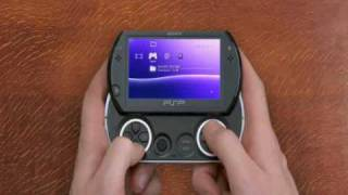 PSP GO!! FEATURES