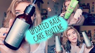 Hair Care Routine {October 2014} // Makeupkatie95 Thumbnail