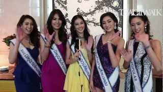 Miss Universe Thailand 2013 - Press Conference