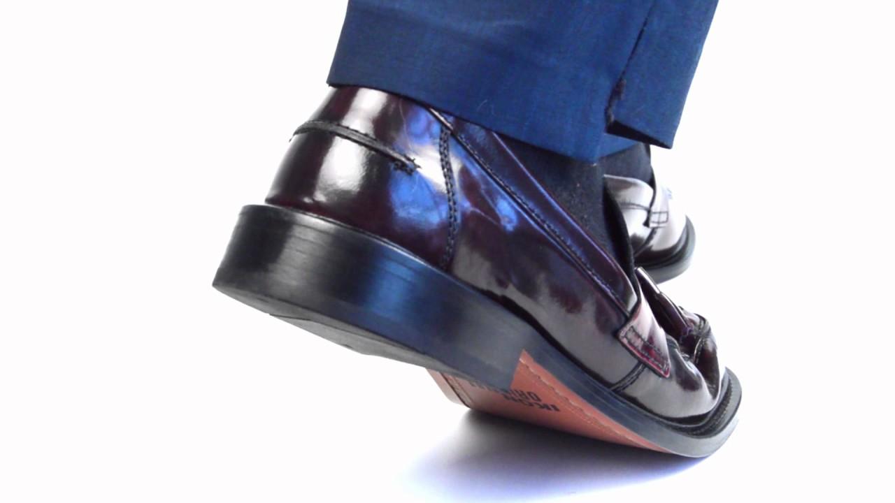 e2f5e552786 Allnighters Basket Weave Tassel Loafers By Modshoes