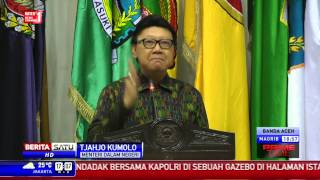 Menteri Penghina Jokowi Sudah Dilaporkan ke Presiden