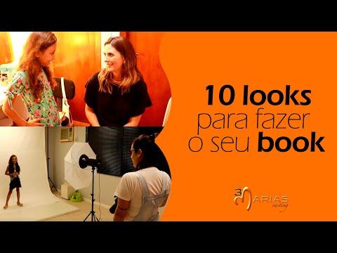 TV 3Marias: 10 looks para fazer o seu book