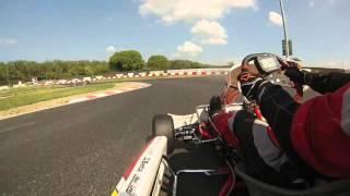 Onboard Kart Kz Lonato 2016