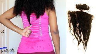 😱 i cut my hair 😱 goodbye waistlength unofficial length check