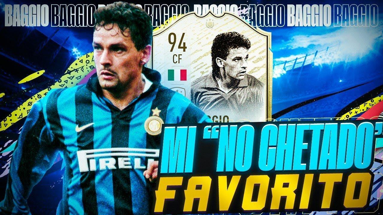 FIFA 20 Resumen Fut Champions Con Mi Jugador NO Chetado Favorito - Roberto Baggio Super Prime