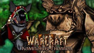 #1 ОСТРІВ ВИЖОГАГА / Береги Иинадора / Warcraft 3 Кампанія Гноллов: Повернення в Иинадор