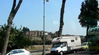 видео Римский Форум и Палатинский холм