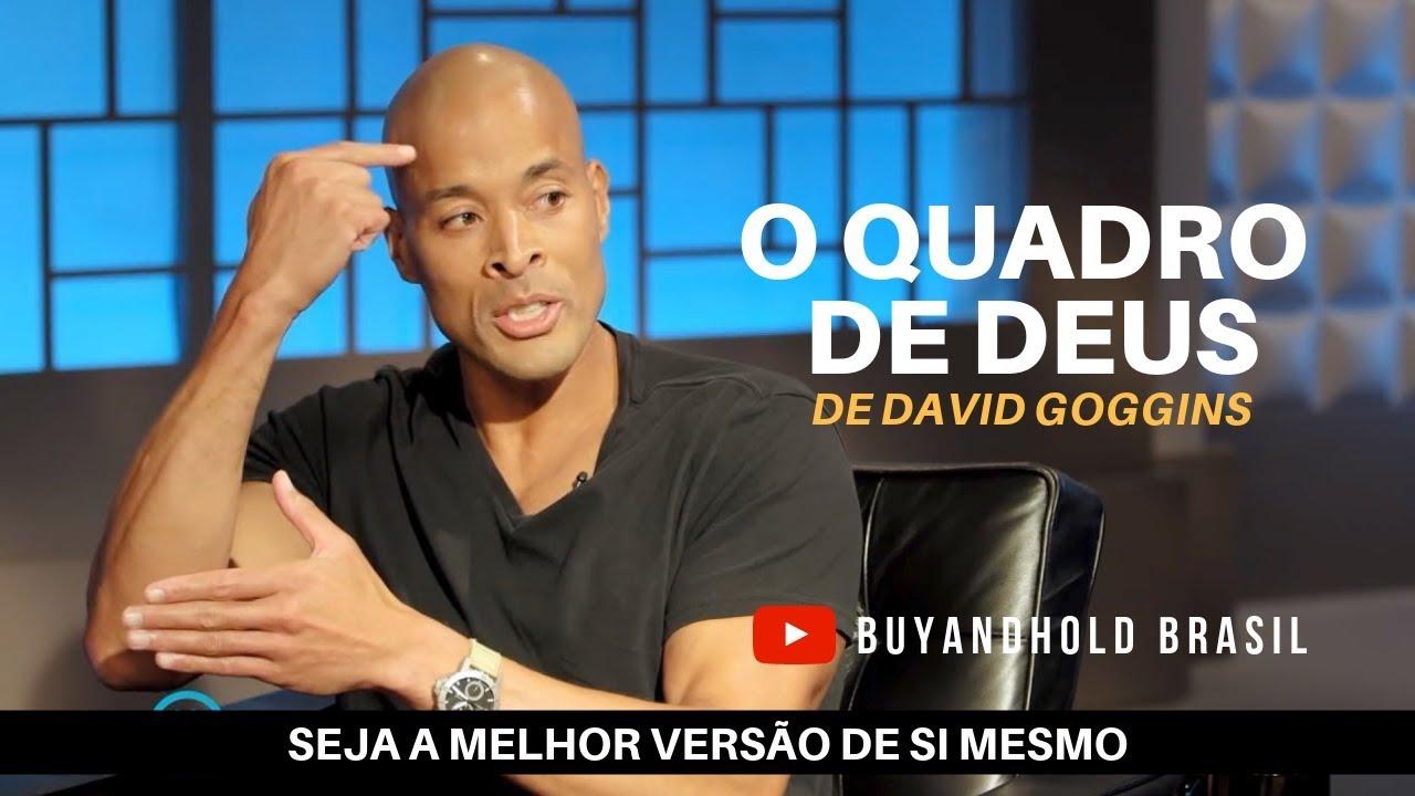O Quadro De Deus De David Goggins [Seja A Sua Melhor