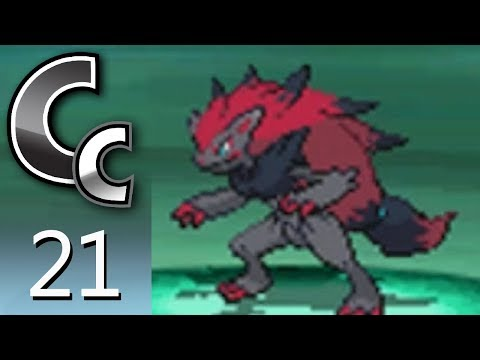 Pokémon Black & White - Episode 21: The Train Going Nowhere