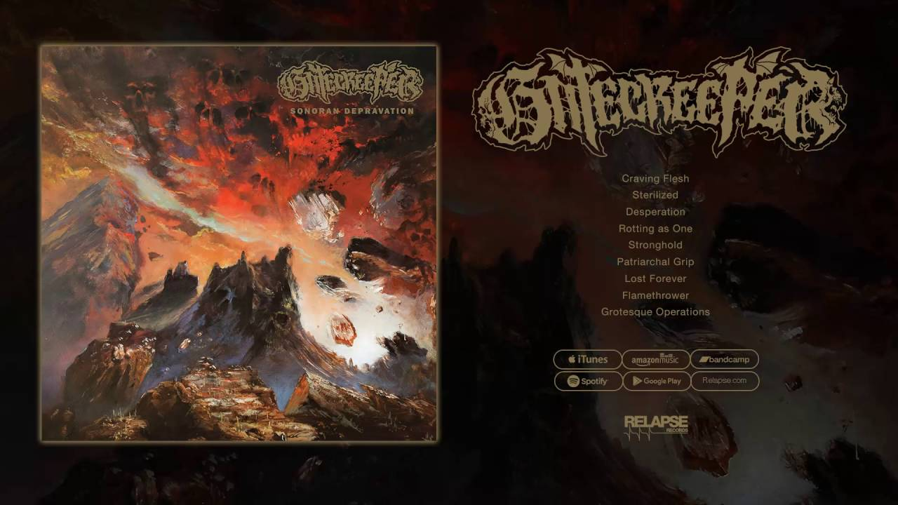 GATECREEPER - 'Sonoran Depravation' (Full Album Stream)