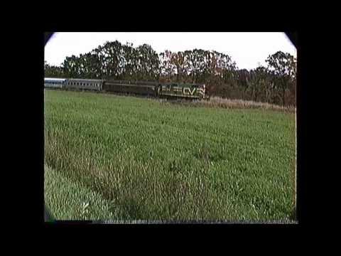 CV passenger extra St. Albans to Enosburgh Falls, VT  10/07/1989 Part 2