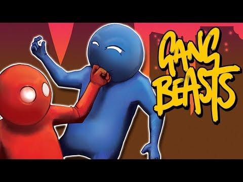 GANG BEASTS : LUTA ENTRE DESOSSADOS !