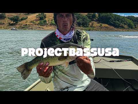 Calero Reservoir County Park Drop Shot Fishing