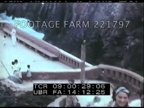 Home Movies: Alaska & Whales; Mexican Tourists 221797-07 | Footage Farm