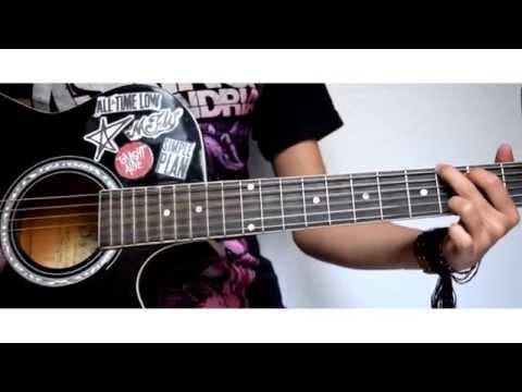 Hearts Like Yours - Willamette Stone (If I Stay) - Tutorial de Guitarra