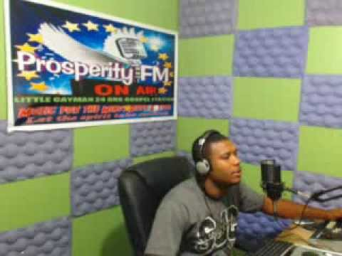 ''PRAISE WITHOUT LIMIT'' 03,01, 2014 ON PROSPERITY FM IN CAYMAN WITH DJ ROBERT