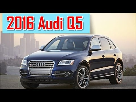 2016 audi q5 redesign interior and exterior youtube. Black Bedroom Furniture Sets. Home Design Ideas