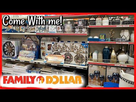 Family DOLLAR * STORE WALKTHROUGH SHOP WITH ME 2020