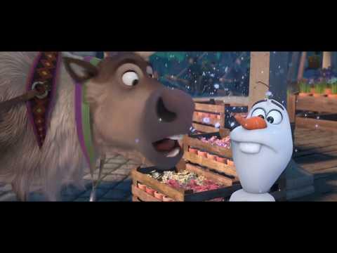 Frozen –Sven Funniest Moments   Best Funny Frozen Moments FULL- HD 9