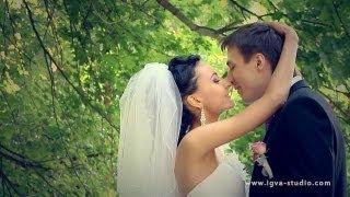 Сергей и Ольга. Свадебная прогулка