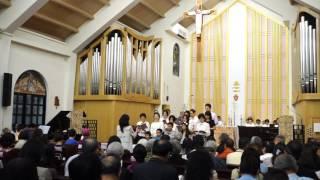 Publication Date: 2016-11-26 | Video Title: 聖約翰座堂60週年音樂會基督堂獻詩